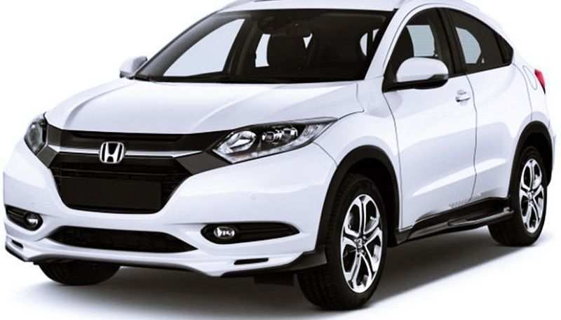 83 Best 2019 Honda Hrv Rumors Exterior