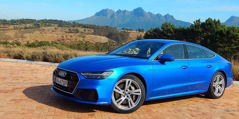 83 New 2019 Audi A7 Debut New Review