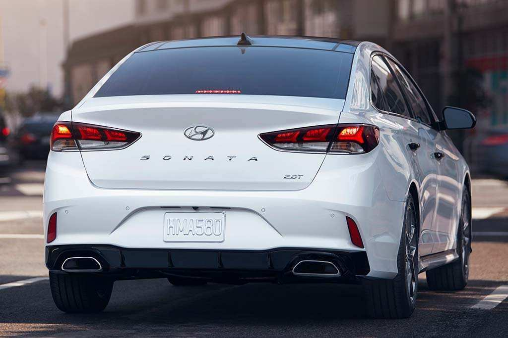 83 New 2019 Hyundai Sonata Review Engine