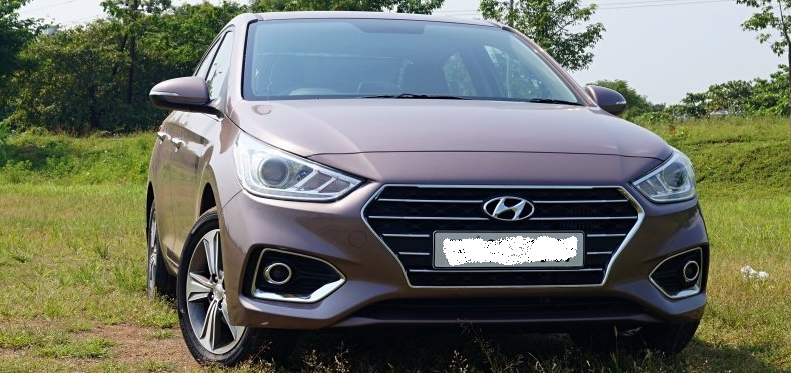 83 New Hyundai Verna 2019 Research New