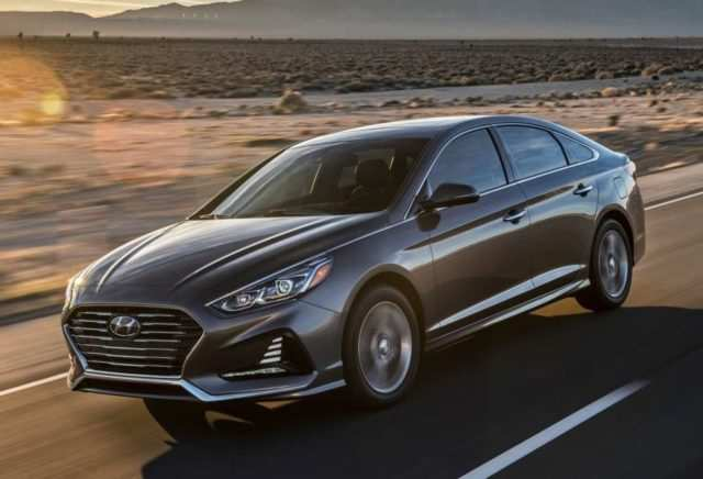 83 The Best 2019 Hyundai Sonata Review Interior