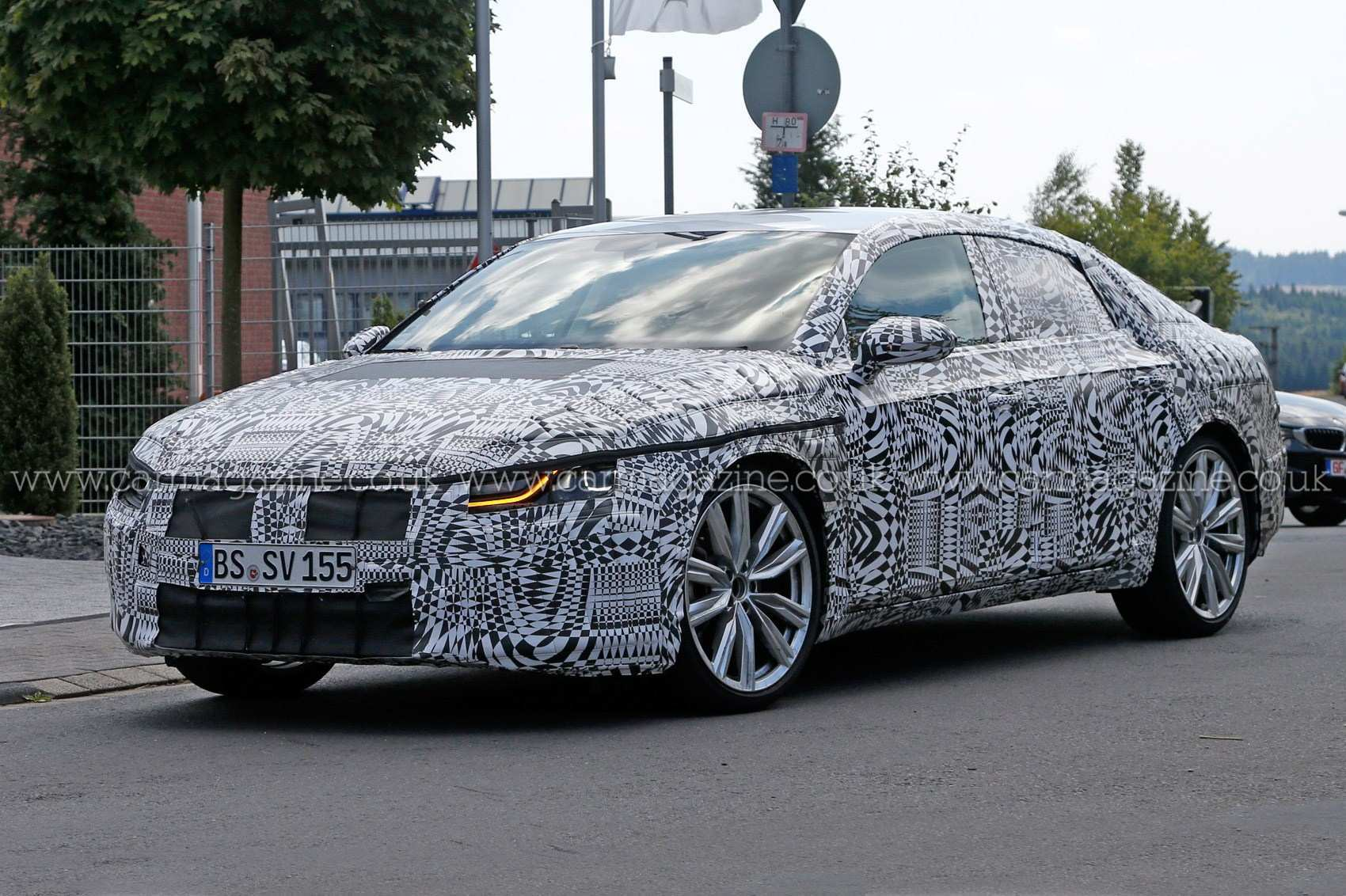 83 The Best 2019 Vw Jetta Spy Shots Redesign