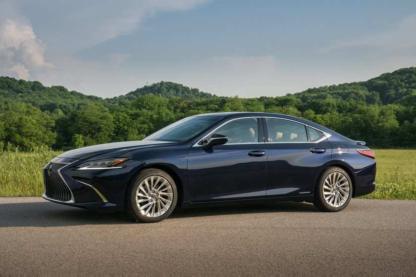 84 A 2019 Lexus Es Review Performance