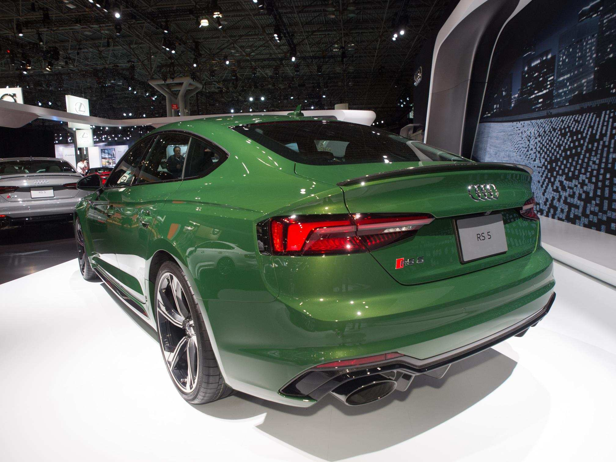 84 New 2019 Audi Green Specs And Review