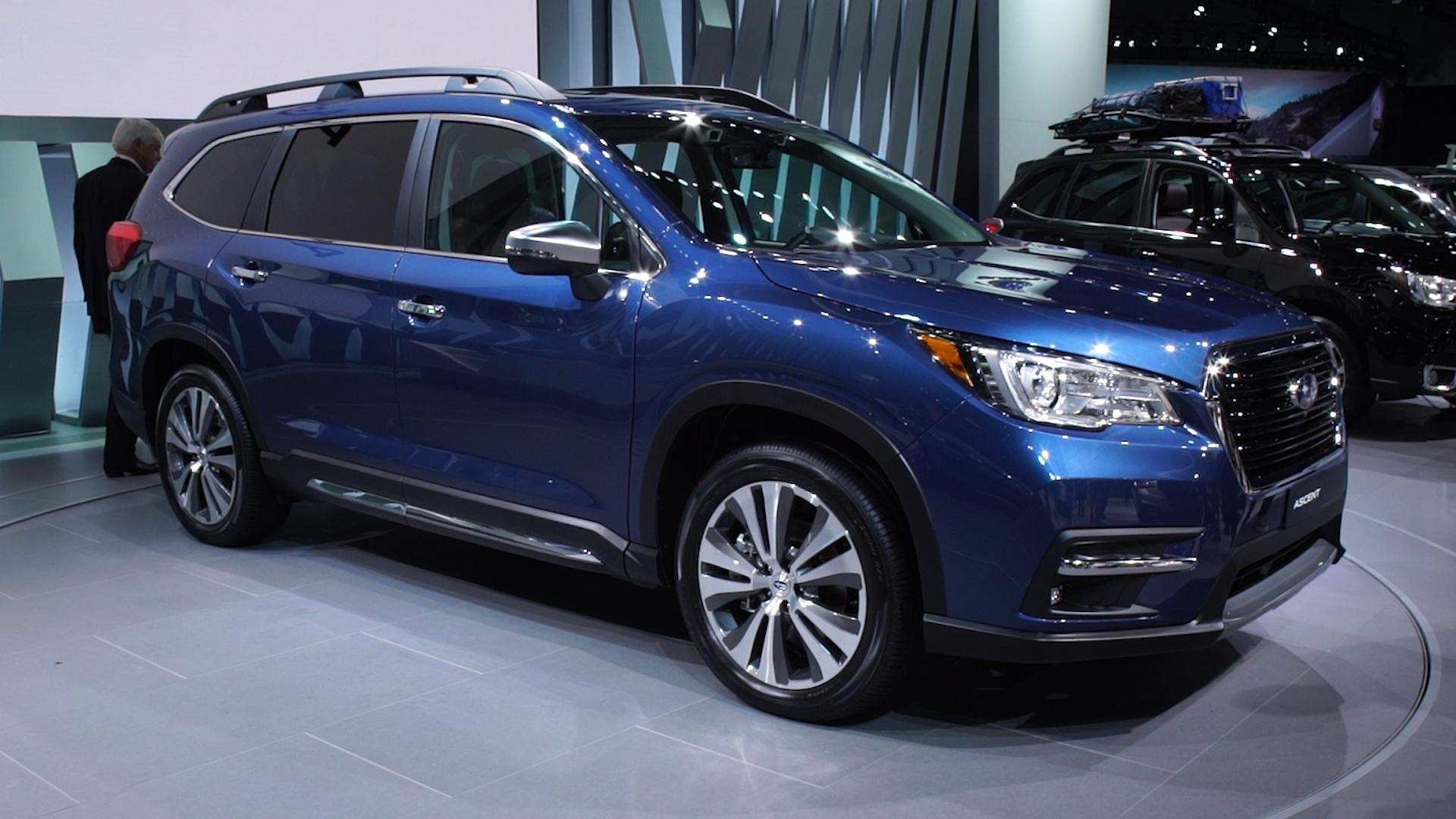 84 New 2019 Subaru Suv Redesign And Concept