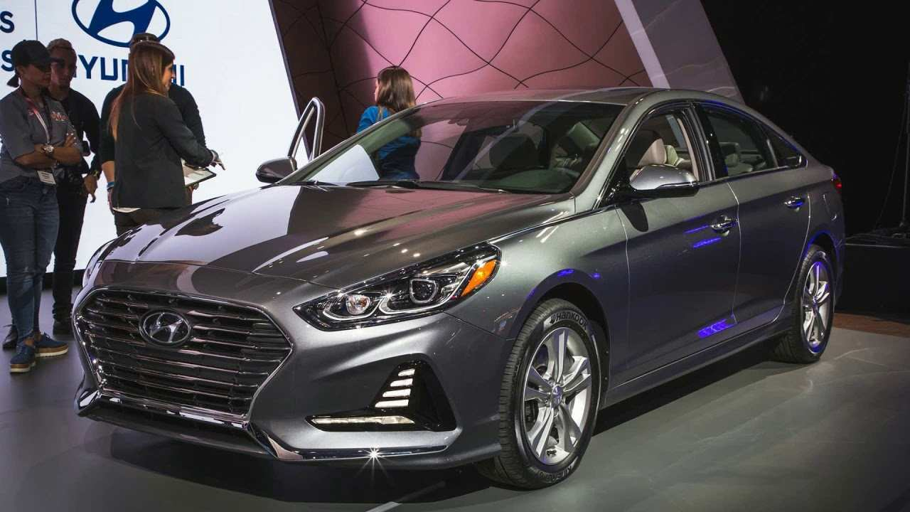 84 The 2019 Hyundai Sonata Review Model