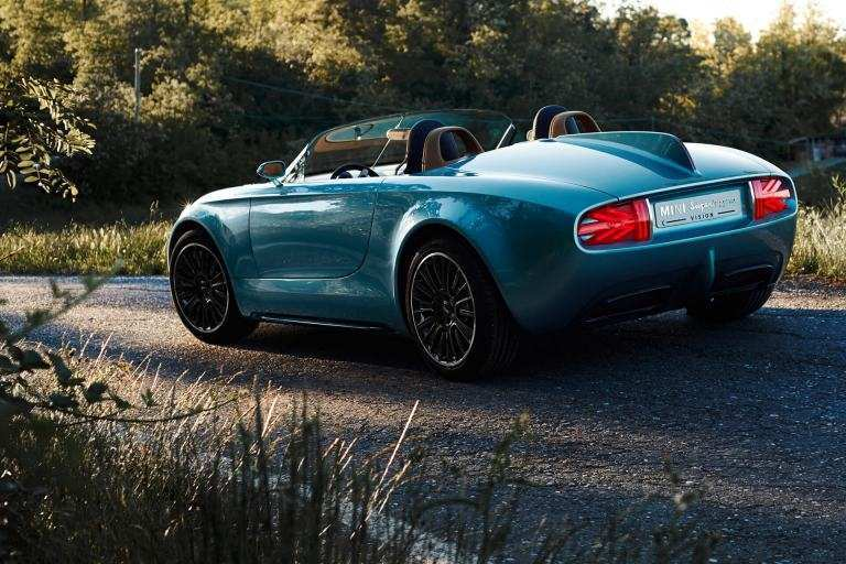 84 The 2019 Mini Superleggera Model