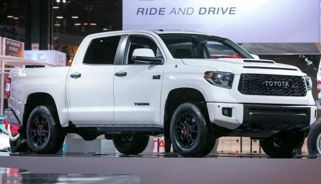 84 The Best 2019 Toyota Tundra Concept Reviews
