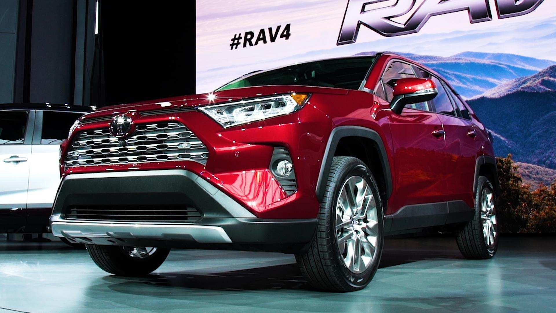 85 Best 2019 Toyota Vehicles Picture