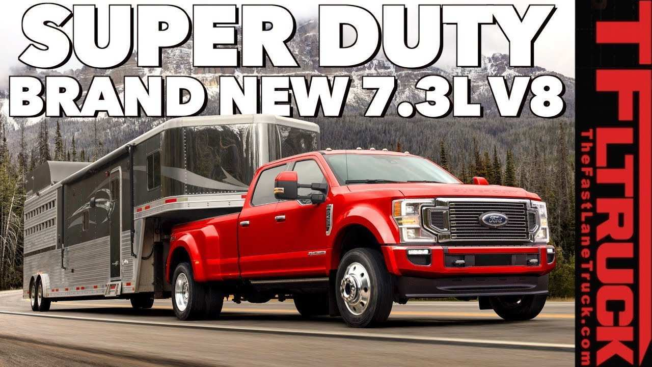 85 New 2020 Ford 7 0 Spy Shoot