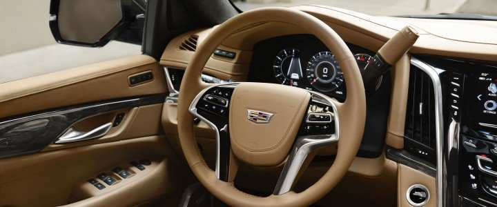 85 The Best 2019 Cadillac Escalade Interior Review