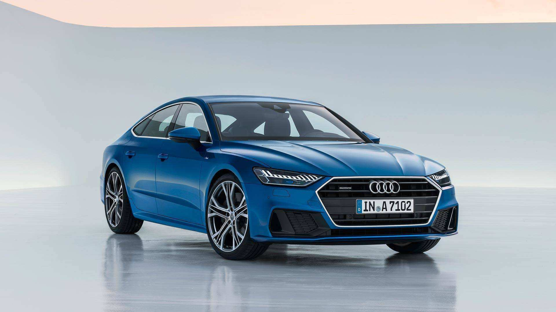 86 A 2019 Audi A7 Debut Redesign And Concept