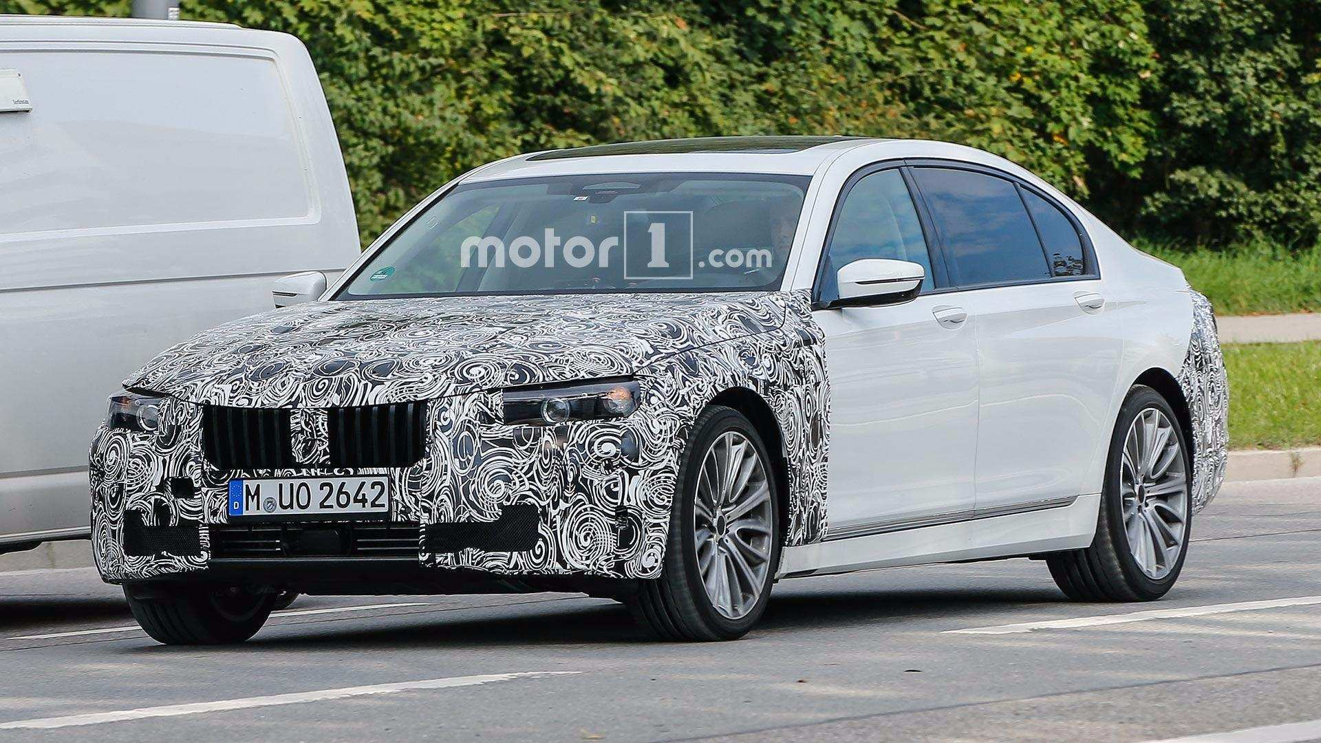 86 All New 2019 Bmw 7 Series Lci Picture