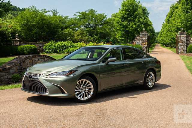 86 All New 2019 Lexus Es Review Price