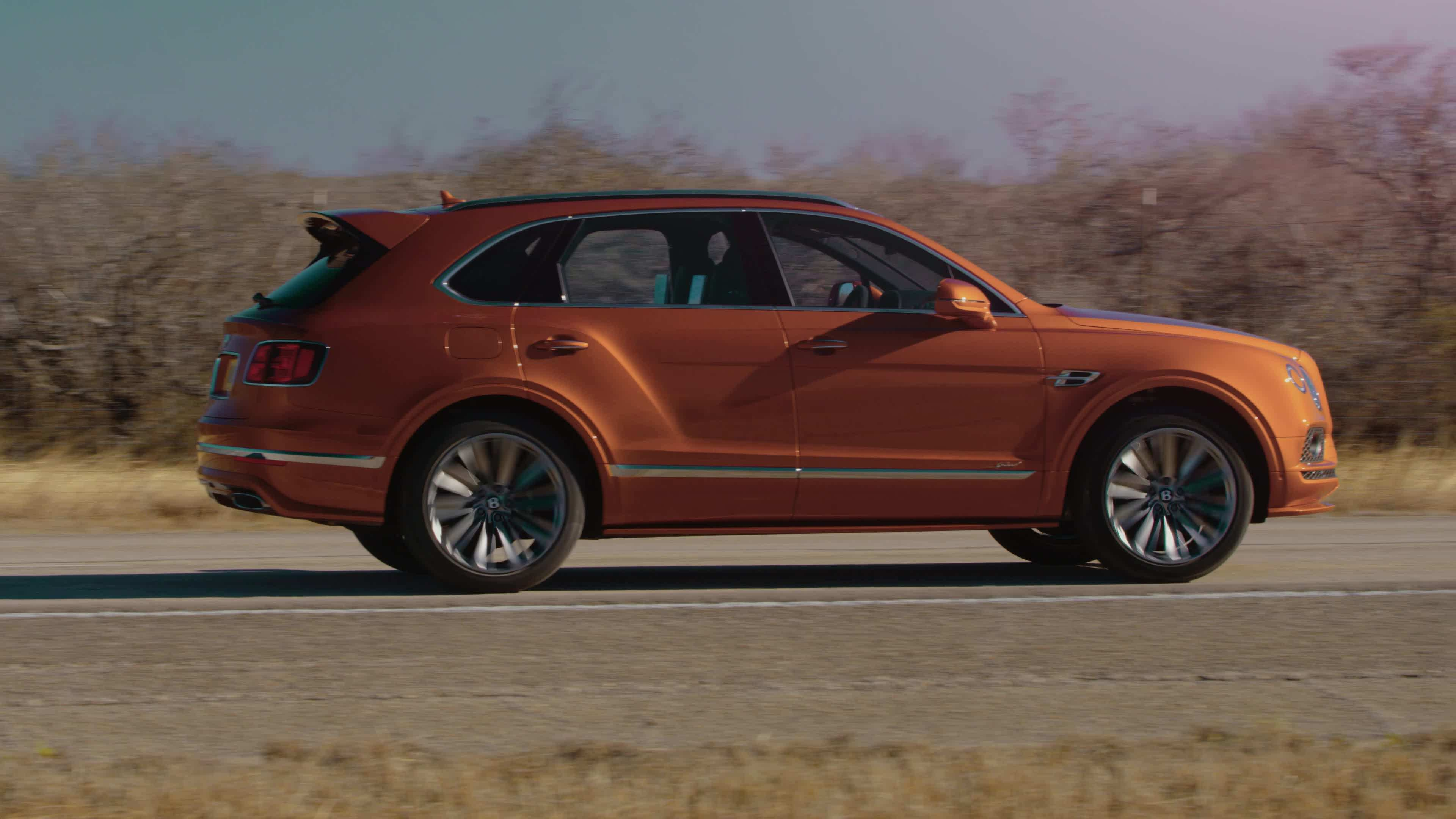 86 All New 2020 Bentley Suv New Review