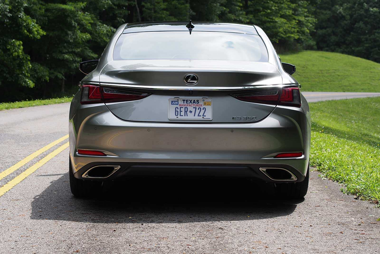 86 Best 2019 Lexus Es Review Rumors