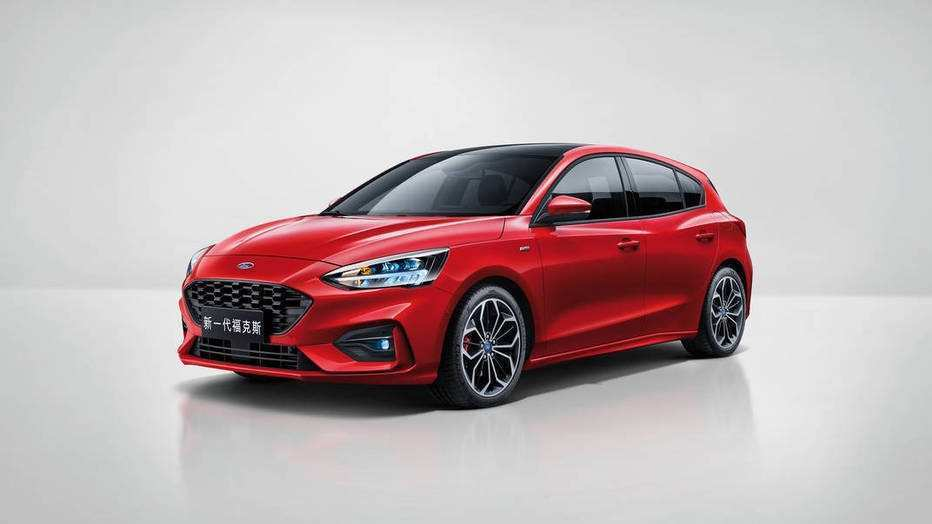 86 New 2019 Ford Focus Sedan 2 Release Date And Concept