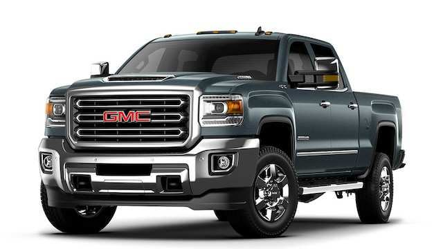 86 The 2019 Gmc 4500Hd Concept And Review