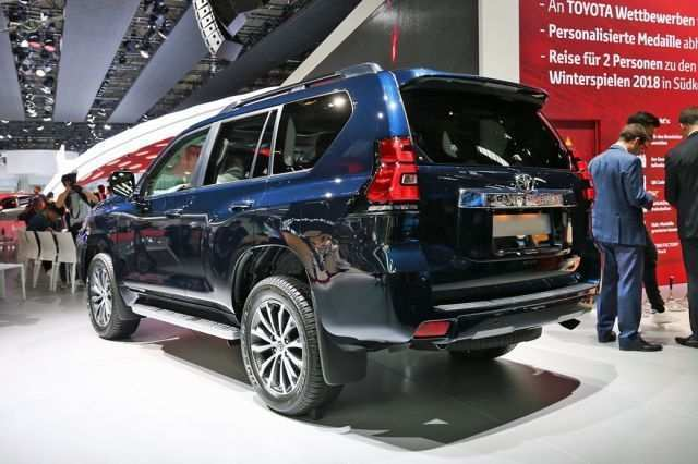 87 The Best 2019 Toyota Prado Redesign Exterior