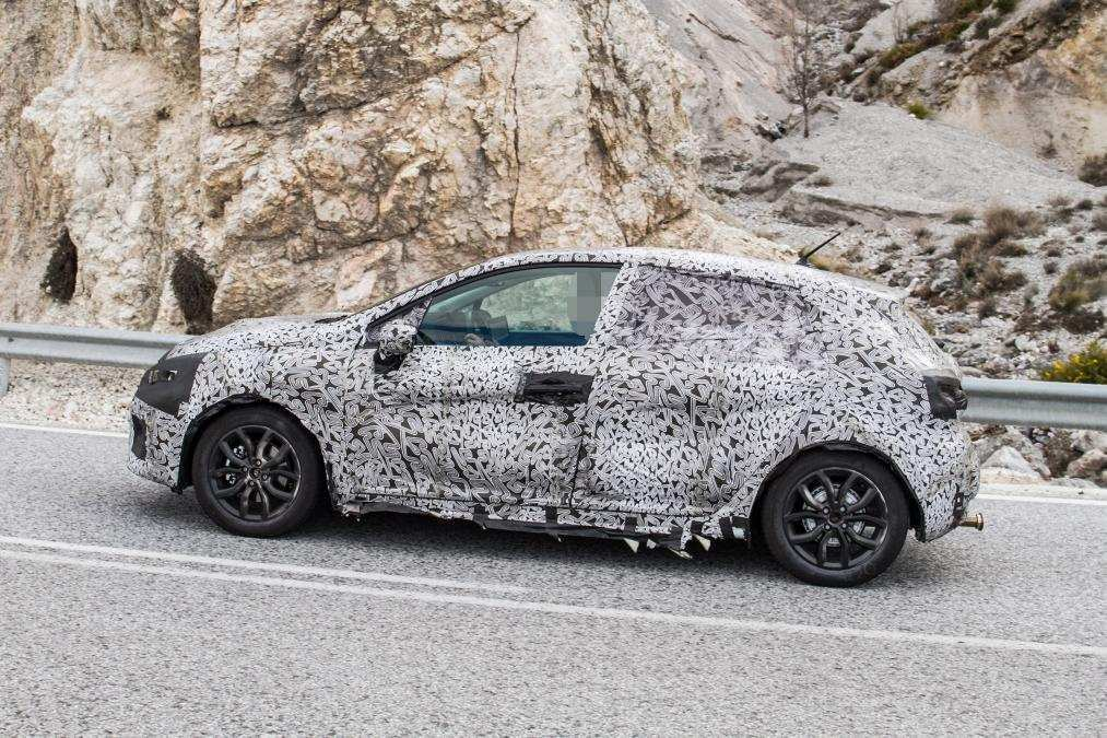 87 The Best Renault Clio 2019 Spy Performance