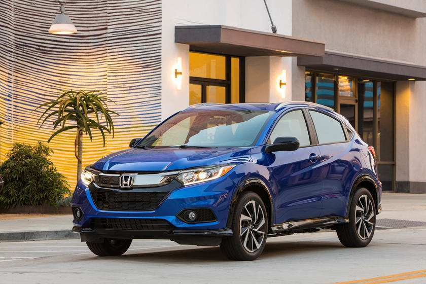 88 A 2019 Honda Hrv Rumors Ratings