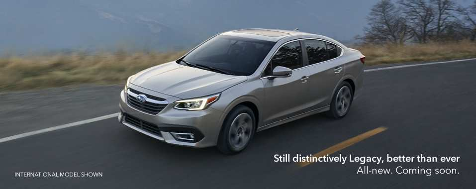 88 All New Subaru 2020 Plan Overview