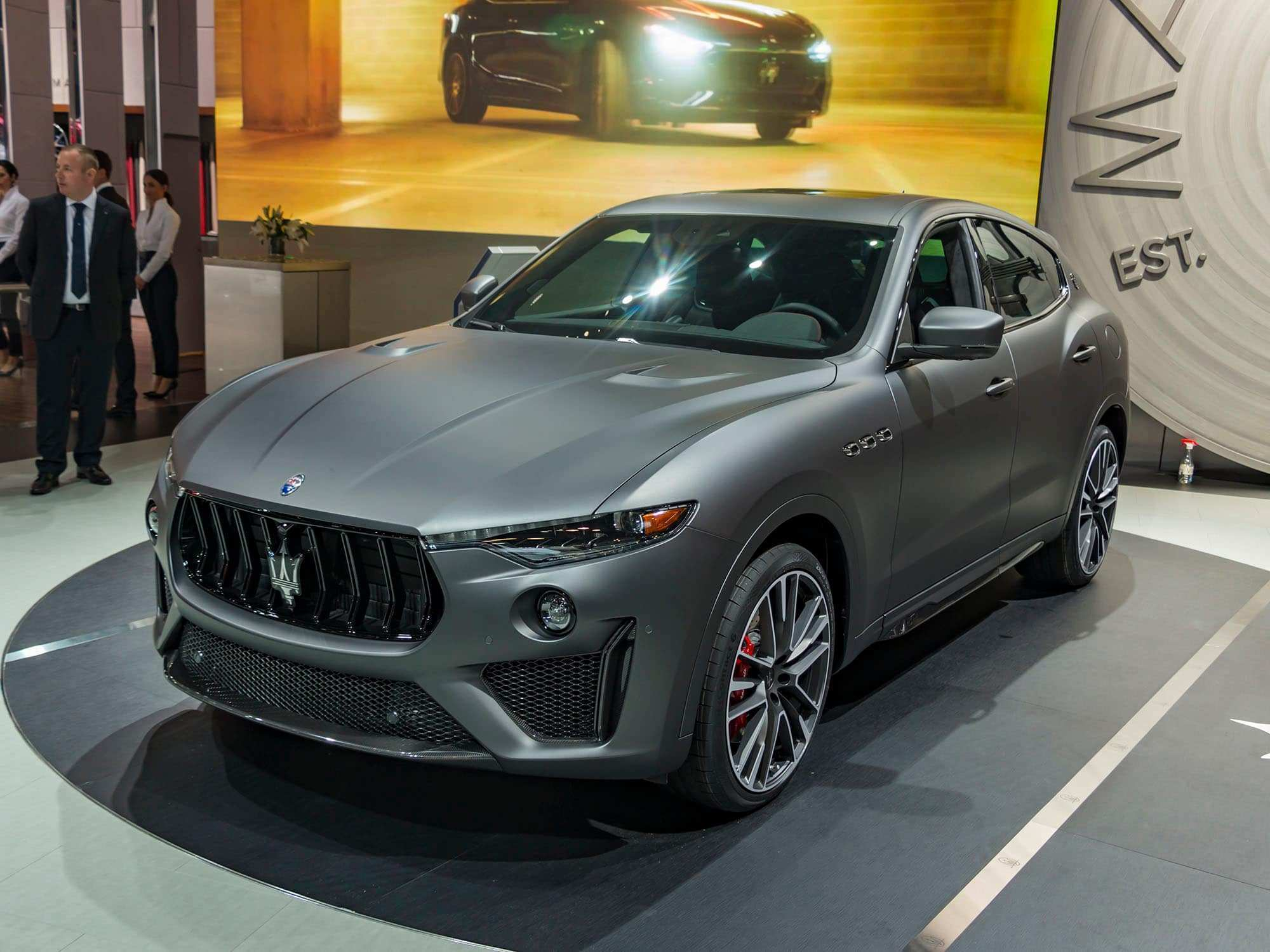 88 Best 2019 Maserati Cost Exterior And Interior