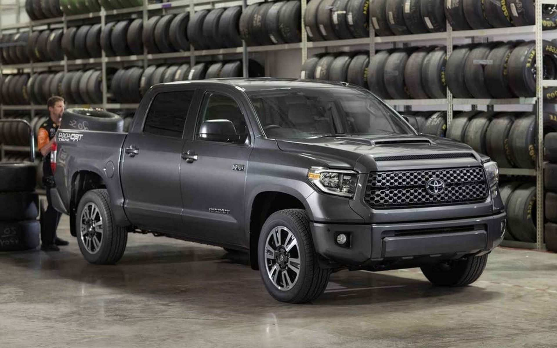 88 Best 2019 Toyota Tundra Concept Exterior