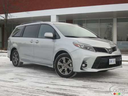 88 The 2019 Toyota Sienna Se Prices