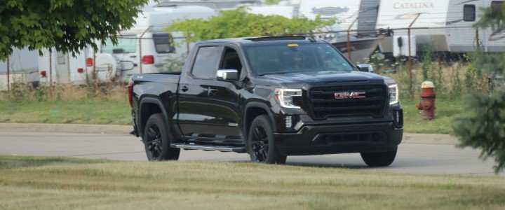 88 The Best 2019 Gmc 1500 Release Date Interior