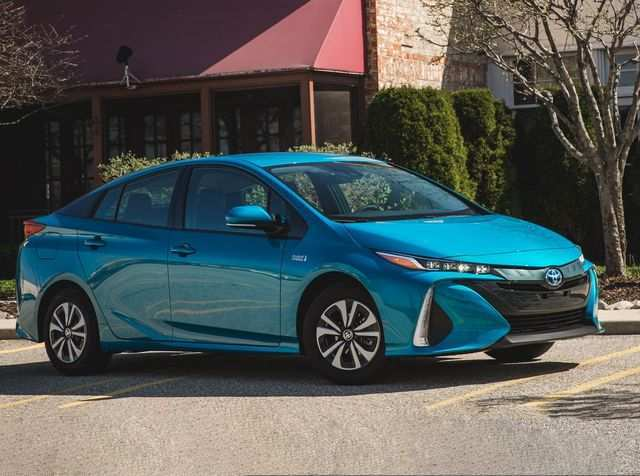 89 The 2019 Toyota Prius Plug In Hybrid Style