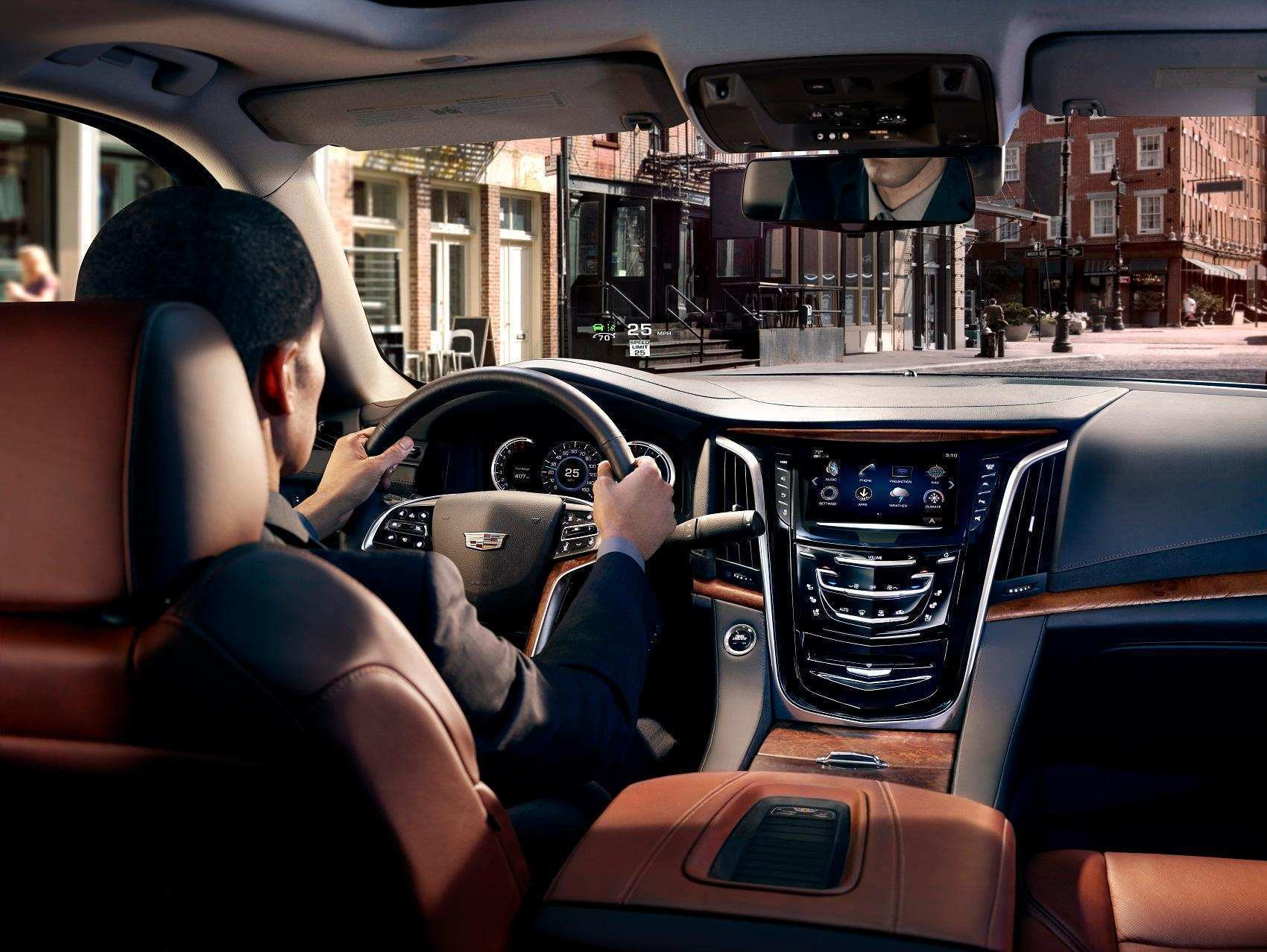 89 The Best 2019 Cadillac Escalade Interior Exterior And Interior