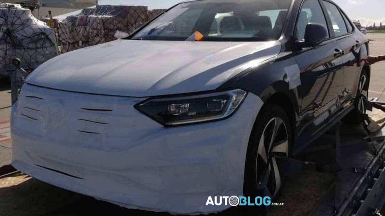 89 The Best 2019 Vw Jetta Spy Shots History