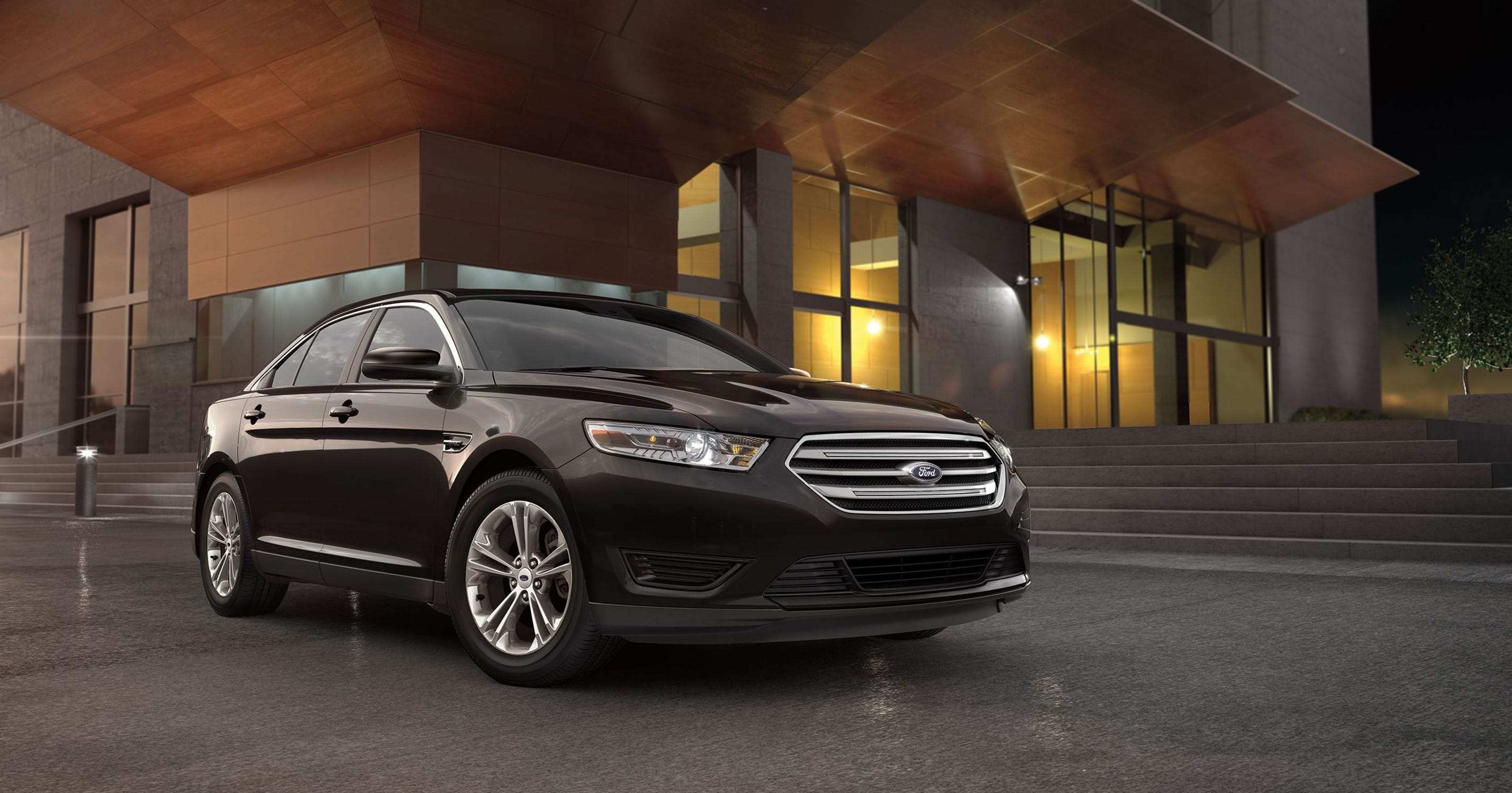 91 A 2019 Ford Taurus Usa History