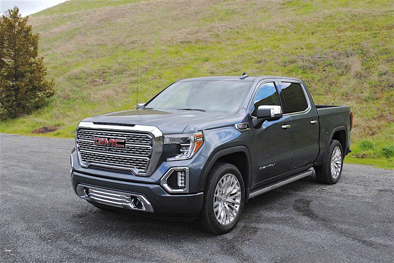 91 All New 2019 Gmc Review Engine