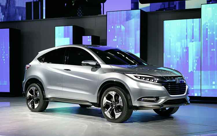 91 The 2019 Honda Hrv Rumors Photos