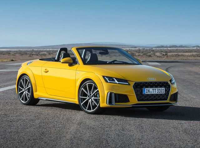 92 Best 2019 Audi Tt Specs Engine