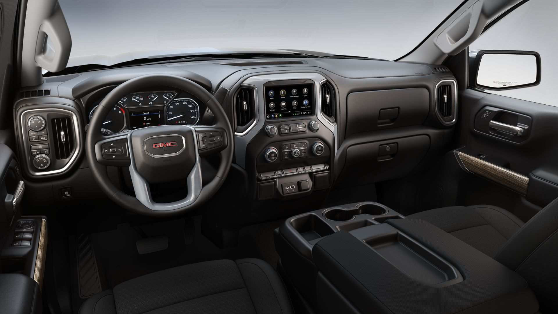 94 A 2019 Gmc Interior Pictures