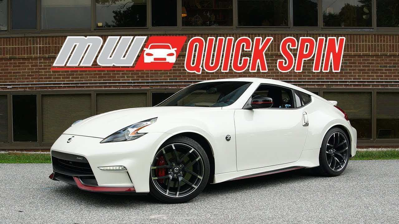 94 A 2019 Nissan 350Z New Model And Performance