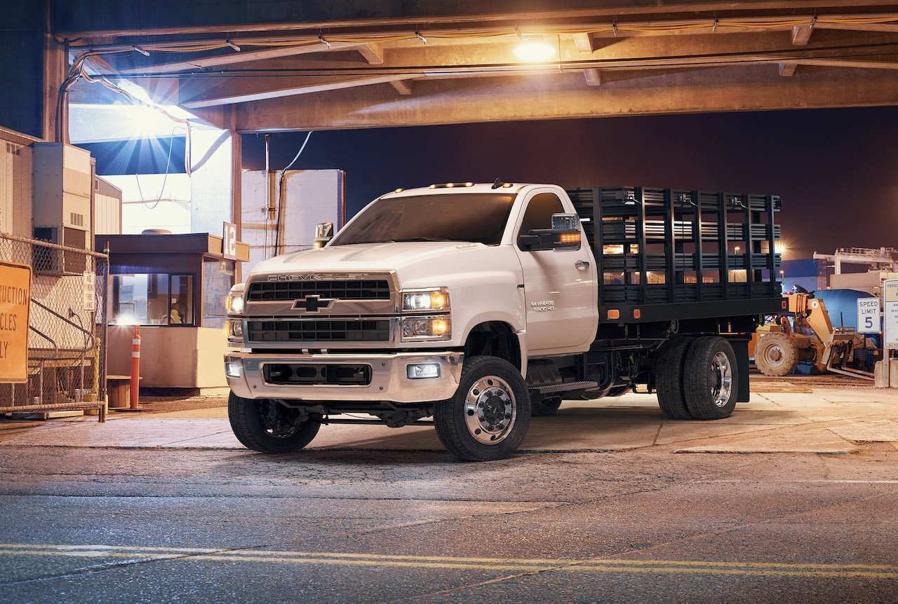 94 All New 2019 Gmc 4500Hd Price And Review