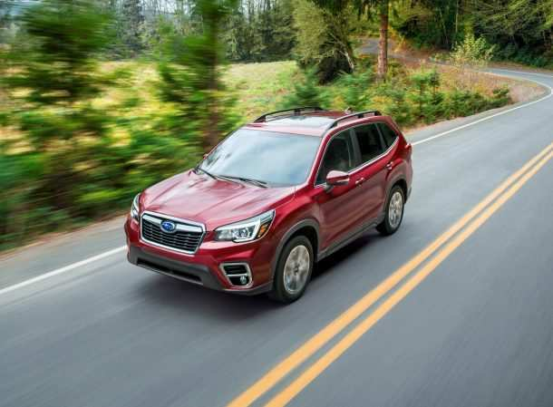 94 Best 2019 Subaru Forester Manual Overview
