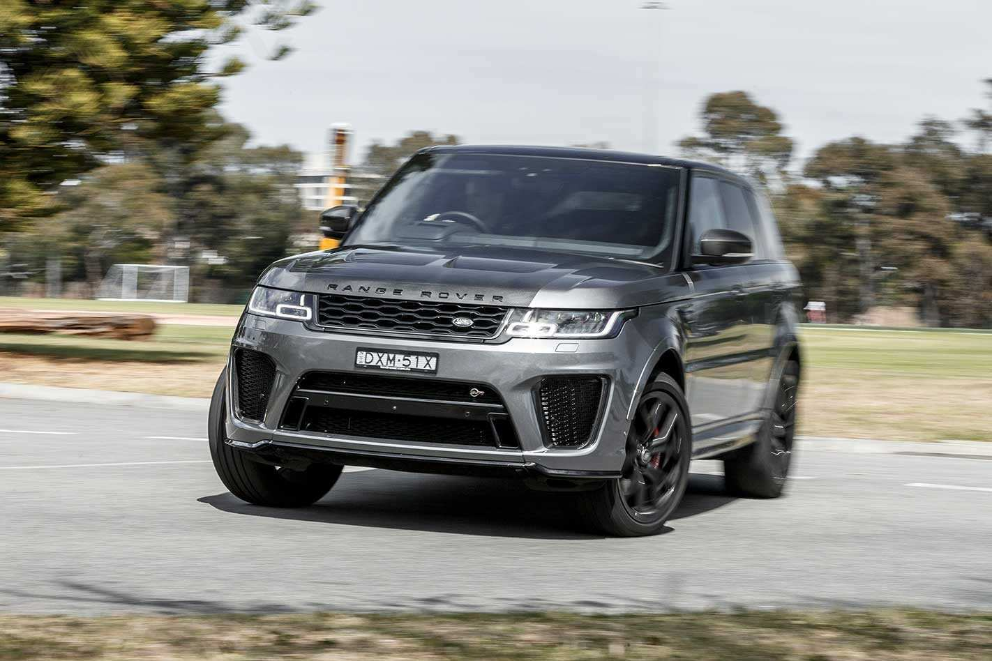 94 New 2019 Land Rover Svr New Concept