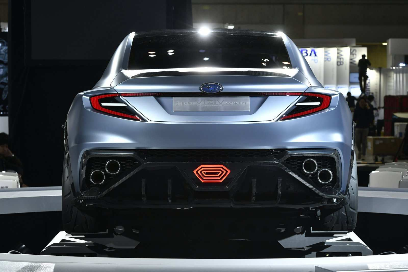94 New 2020 Subaru Wrx Sti Release Date Exterior And Interior
