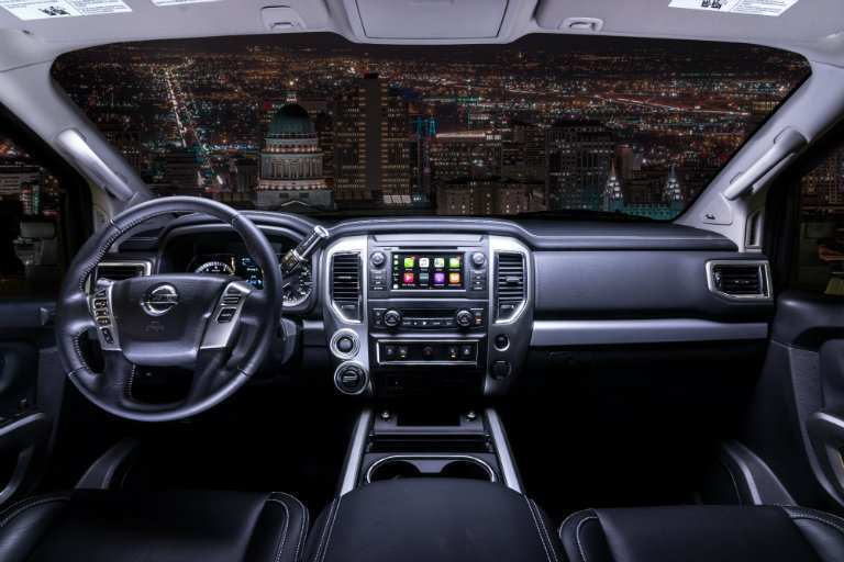 94 The 2019 Nissan Titan Release Date Performance