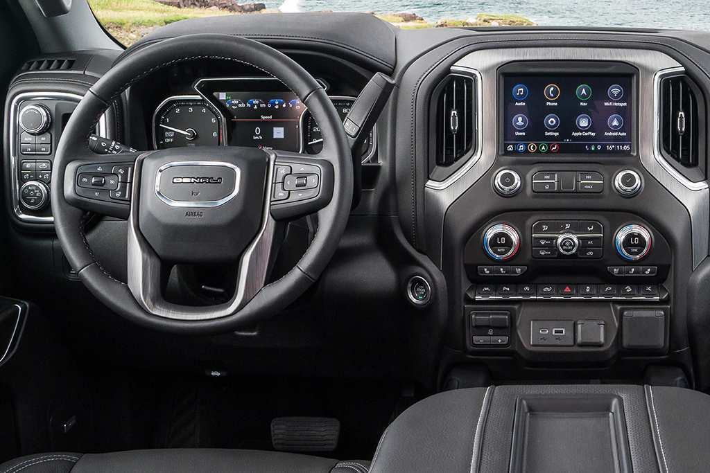 94 The Best 2019 Gmc Interior New Model And Performance