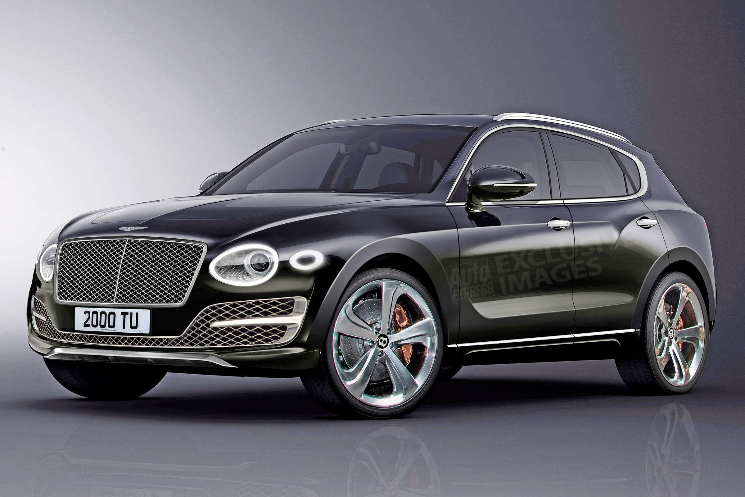 95 A 2020 Bentley Suv Pictures