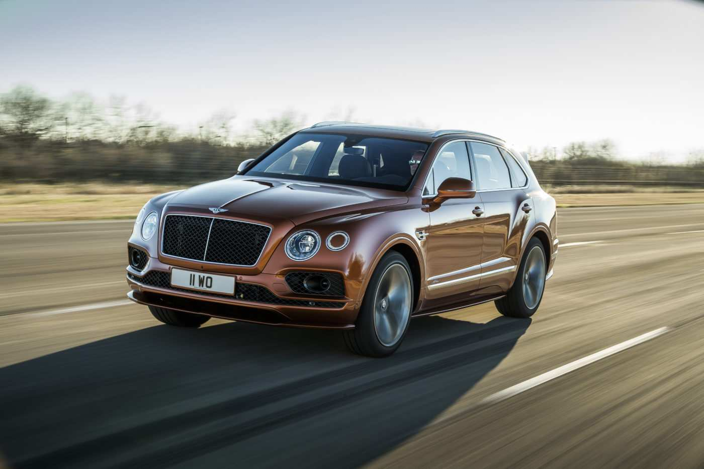 95 A 2020 Bentley Suv Price And Release Date