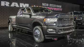 95 All New 2019 Dodge 3500 Towing Capacity Redesign And Review