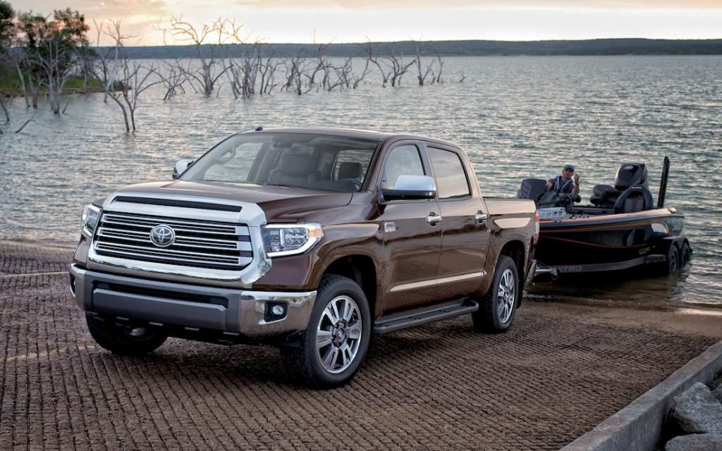 95 Best 2019 Toyota Tundra Concept History