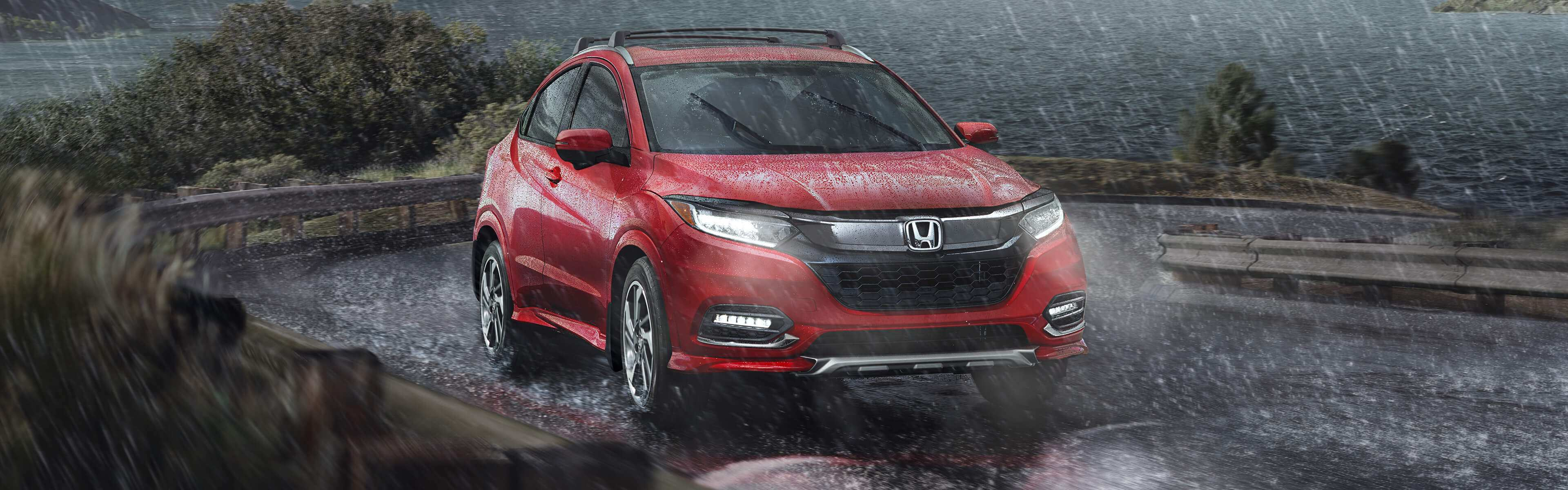 95 New 2019 Honda Hrv Rumors Concept